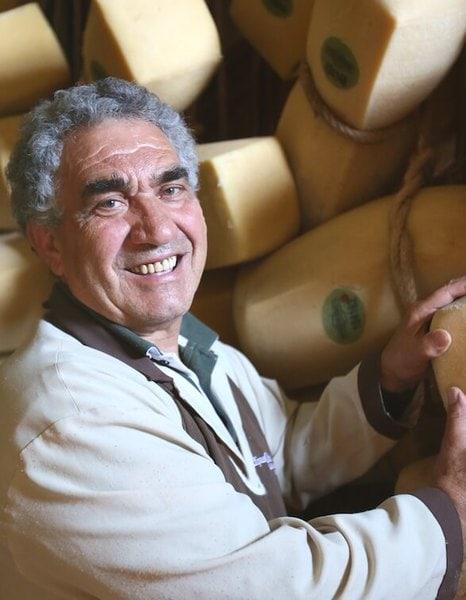 ラグーザのチーズ職人