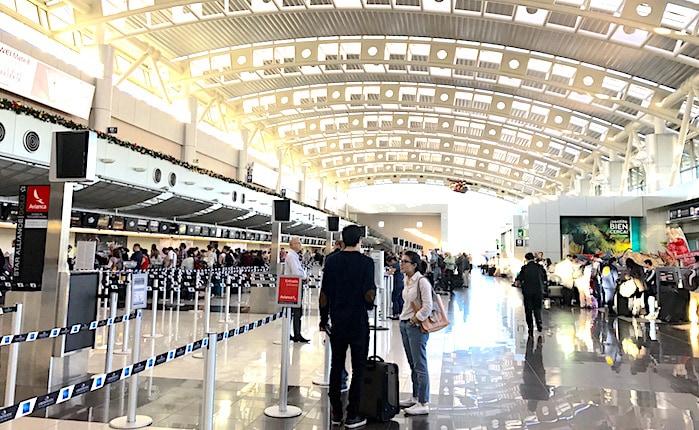 コスタリカのサンホセ空港の画像