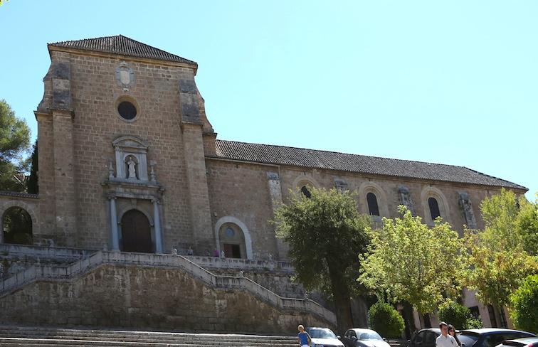 カルトゥハ修道院