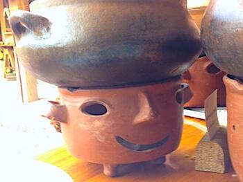 ペルーのお鍋