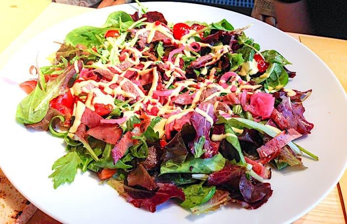 ABCモンテッキアのシーザースサラダの画像