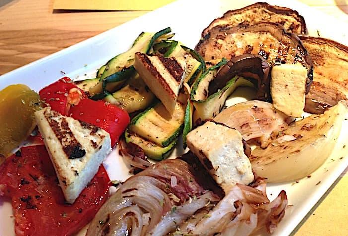 ABCモンテッキアの野菜のグリルの画像