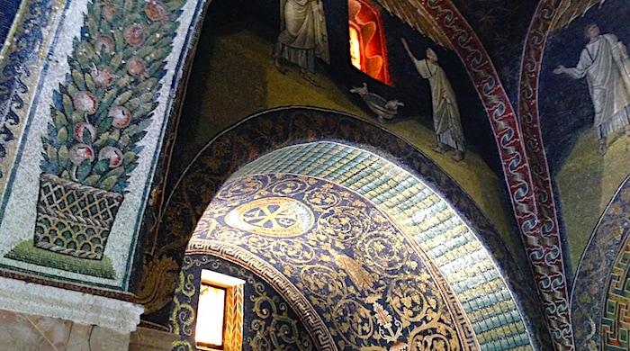 ラヴェンナのガッラ・プラチディナ廟
