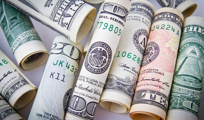 USドル紙幣