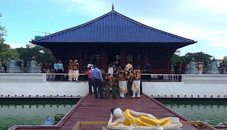 シーママラカヤ寺院の画像