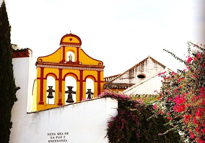 コルドバの教会の鐘画像