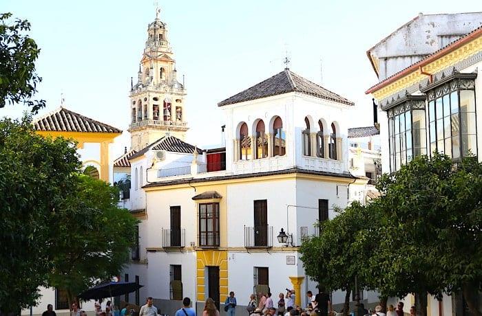 コルドバの街中の画像