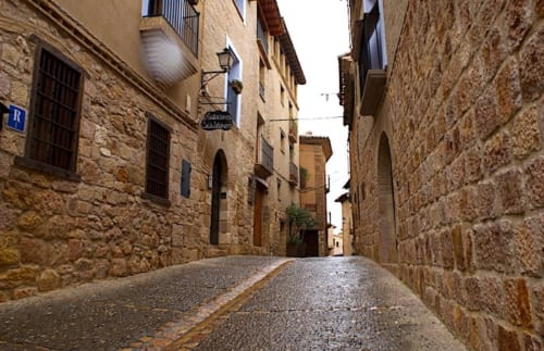 アルケサルの街並みの画像