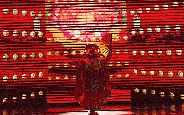 ゲンティン ドリーム号のショーの画像