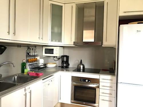 ガウディズネストのキッチンの画像