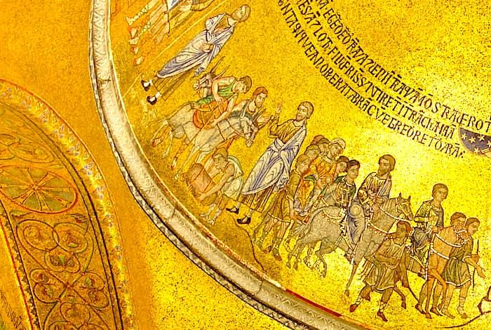 アブラハムの旅立ちの画像