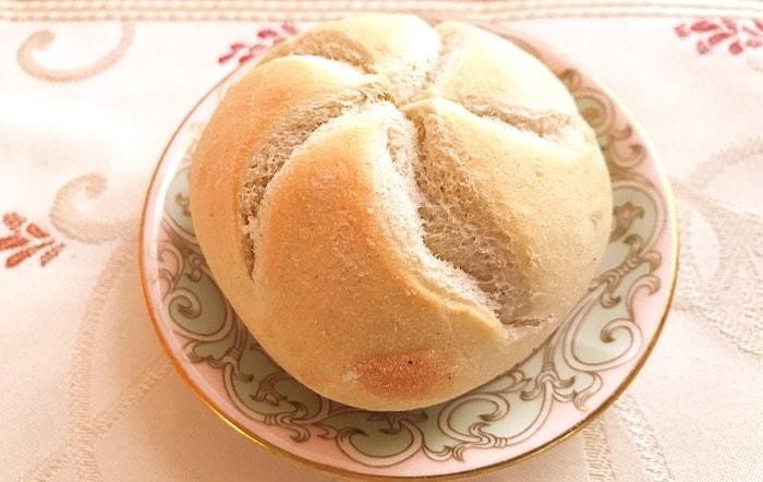 オーストリアの塩パンの画像